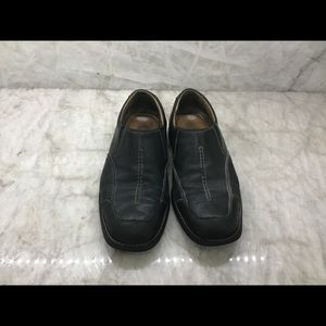 johnston and murphy black shoes